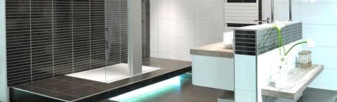 Badkamer renovatie / verbouwing